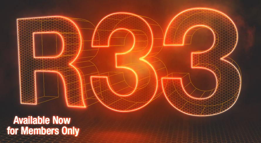 CAST releases wysiwyg R33