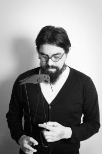 Visual Designer and Creative Director Tupac Martir