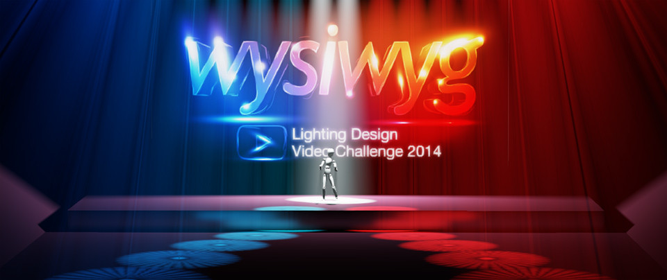 wysiwyg Lighting Design Video Challenge 2014
