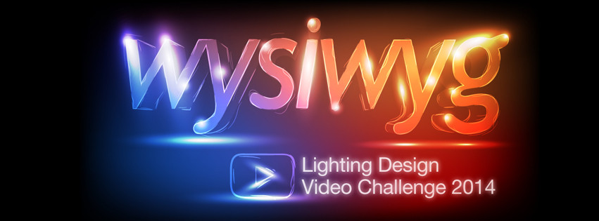 Vote for wysiwyg Lighting Design Video Challenge 2014