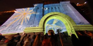 Creating Immersive Art with Integrated Visions and BlackTrax
