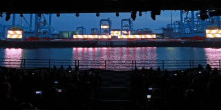 BlackTrax transports captivated audience at Maasvlakte II Terminal launch