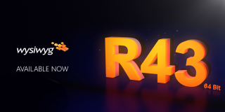 The anticipated 64-bit wysiwyg R43 release has arrived!