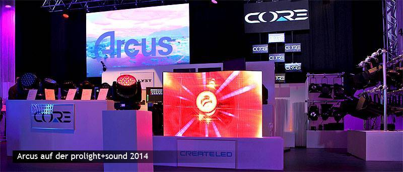 wysiwyg at Prolight + Sound 2014