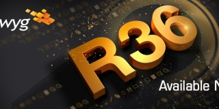 wysiwyg R36 Available Now!