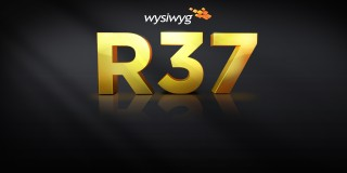 wysiwyg R37 Available Now