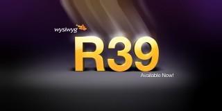 CAST Software Announces wysiwyg R39