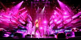 wysiwyg at Swedish Melodifestivalen 2015