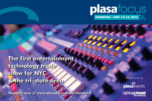 COME SEE CAST at PLASA Focus Stamford!