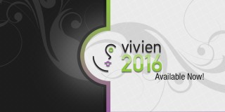 Vivien 2016 Available Now with a brand new look