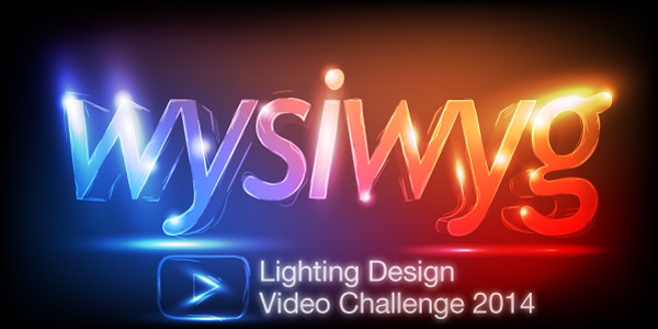 Winners of wysiwyg Lighting Design Video Challenge 2014
