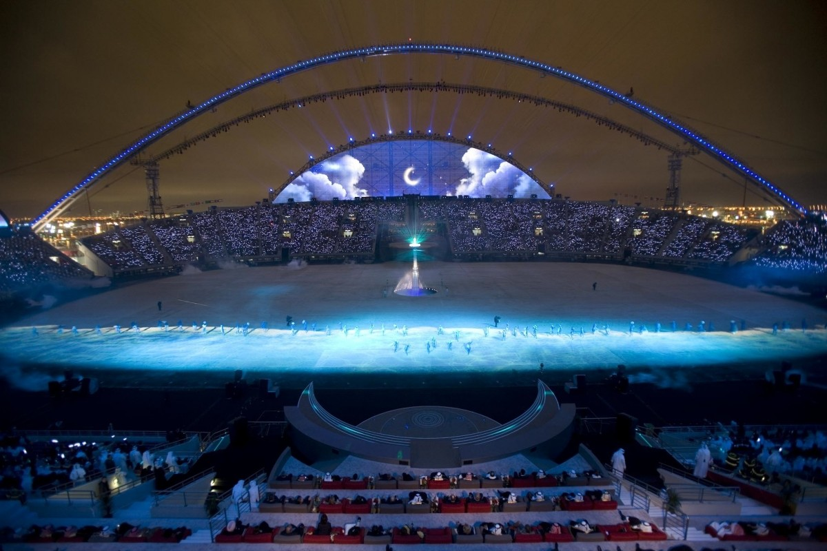 15th Asian Games in Doha, Qatar (2006)