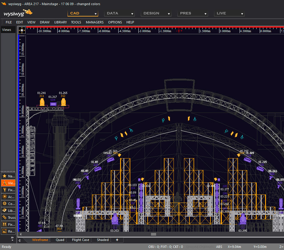 Wysiwyg Lighting Design Cast Software Diagram App For Mac Report