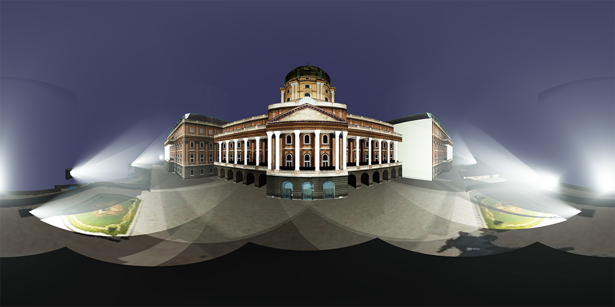 Hungary's Largest Projection Mapping Presentation