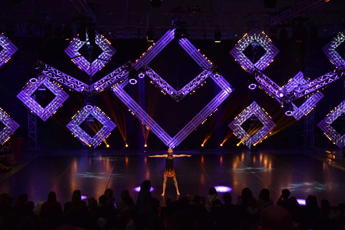 wysiwyg Delivers Winning Lighting Moves at Poland's Biggest Dance Festival