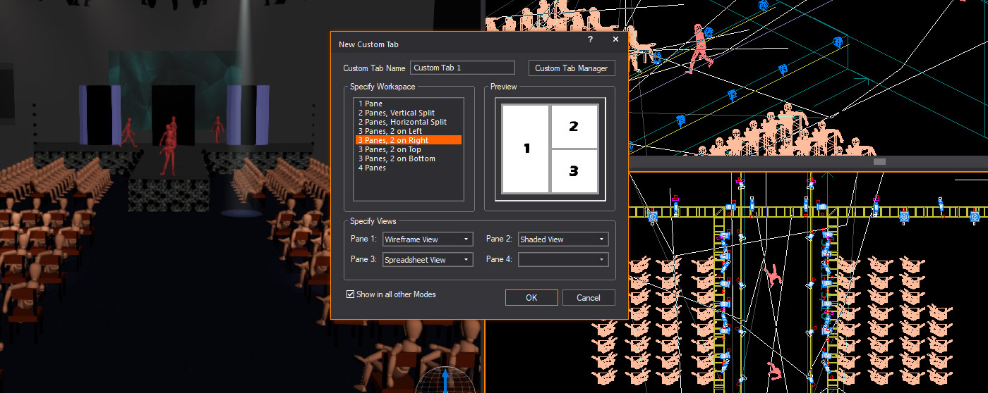 Custom Tabs – CAST Software